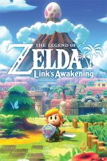 The Legend of Zelda: Link's Awakening Plakát Pack 61 x 91 cm (5)
