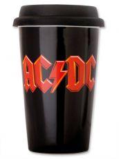 AC/DC Cestovní Hrnek Logo