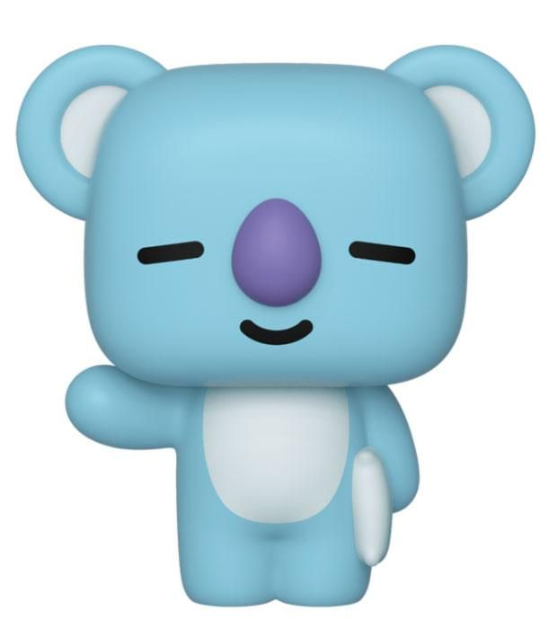 BT21 Line Friends POP! Animation Vinyl Figure Koya 9 cm Funko