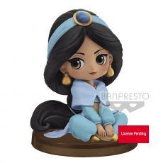 Disney Q Posket Petit Mini Figure Jasmine 4 cm