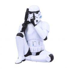 Original Stormtrooper Figure Speak No Evil Stormtrooper 10 cm