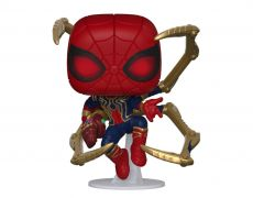 Avengers: Endgame POP! Movies Vinyl Figure Iron Spider w/Nano Gauntlet 9 cm