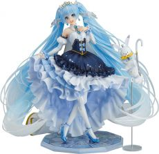 Character Vocal Series 01 Soška 1/7 Snow Miku Snow Princess Ver. 23 cm