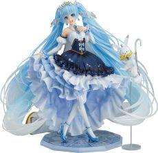 Character Vocal Series 01 Soška 1/7 Snow Miku Snow Princess Ver. 23 cm