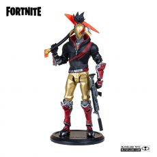 Fortnite Akční Figure Red Strike Day & Date 18 cm