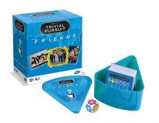 Friends Card Game Trivial Pursuit Voyage Francouzská Verze