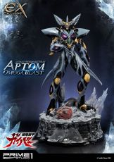 Guyver The Bioboosted Armor Sochy Aptom Omega Blast & Exclusive 84 cm Sada (3)