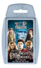 Harry Potter Card Game Top Trumps Francouzská Verze