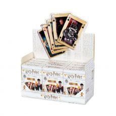 Harry Potter Waddingtons Number 1 Playing Karty Display (12) Francouzská Verze