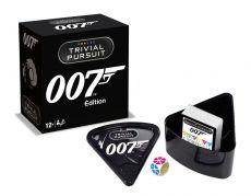 James Bond Card Game Trivial Pursuit Voyage Francouzská Verze