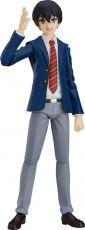 Original Character Figma Akční Figure Male Blazer Body (Ryo) 14 cm