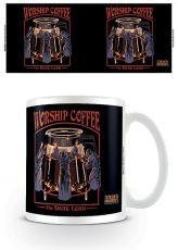 Steven Rhodes Hrnek Worship Coffee