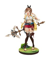 Atelier Ryza: Ever Darkness & the Secret Hideout PVC Soška 1/7 Ryza (Reisalin Stout) 24 cm
