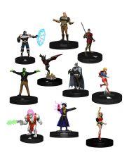 DC HeroClix: Justice League Unlimited Booster Brick (10)