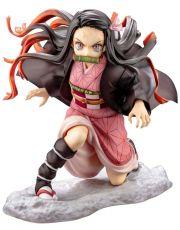 Demon Slayer: Kimetsu no Yaiba ARTFXJ Soška 1/8 Nezuko Kamado 14 cm