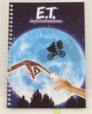 E.T. the Extra-Terrestrial Poznámkový Blok Movie Plakát
