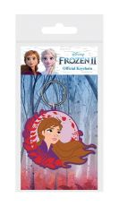 Ledové Království 2 Gumový Keychain Anna 6 cm