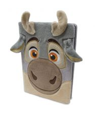 Ledové Království Premium Poznámkový Blok A5 Baby Sven (Fluffy)