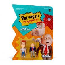 Pee-wee's Playhouse ReAction Akční Figure 2-Pack Randy & Billy Baloney