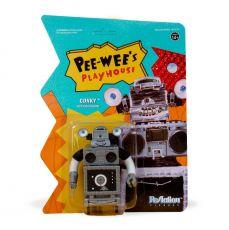 Pee-wee's Playhouse ReAction Akční Figure Conky 10 cm