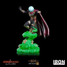 Spider-Man: Far From Home BDS Art Scale Deluxe Soška 1/10 Mysterio 24 cm