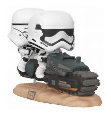 Star Wars Episode IX POP! Movie Moment vinylová Figure First Order Tread Speeder 9 cm