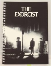 The Exorcist Poznámkový Blok Movie Plakát