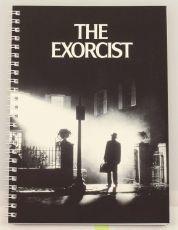 The Exorcist Poznámkový Blok Movie Plakát