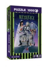 Beetlejuice Jigsaw Puzzle Movie Plakát