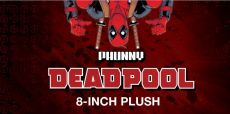 Deadpool Phunny Plyšák Figure X-Force Deadpool 20 cm