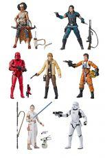 Star Wars Black Series Akční Figures 15 cm 2019 Wave 4 Sada (8)