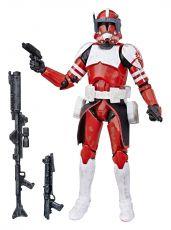 Star Wars The Clone Wars Black Series Akční Figure Clone Commander Fox Exclusive 15 cm