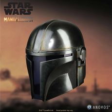 Star Wars The Mandalorian Replika 1/1 Mandalorian Helma