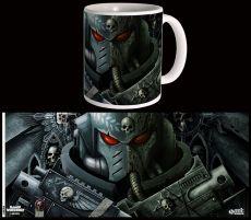 Warhammer 40K Hrnek Frontispiece