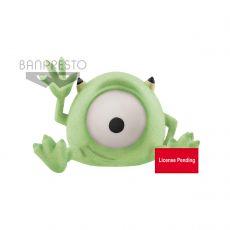 Disney Pixar Fluffy Puffy Petit Mini Figure Mike (Monsters Inc.) 3 cm