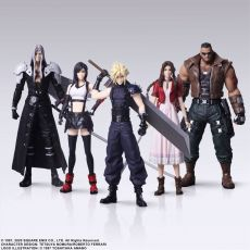 Final Fantasy VII Remake Trading Arts Figure 5 Pack 10 cm