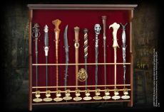 Harry Potter Ten Character Wand Display Noble Collection