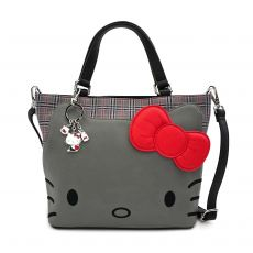 Hello Kitty by Loungefly Kabelka Grey Kitty