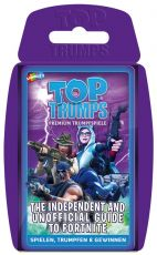 Independent & Unofficial Guide to Fortnite Card Game Top Trumps Německá Verze