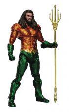 Justice League Dynamic 8ction Heroes Akční Figure 1/9 Aquaman SDCC 2019 Exclusive 20 cm