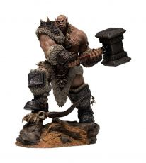 Warcraft: The Beginning Soška 1/9 Orgrim Standard Verze 27 cm