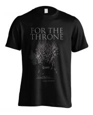 Game Of Thrones Tričko The Throne Is Waiting  Velikost L