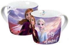 Ledové Království 2 Hrnek Anna & Elsa