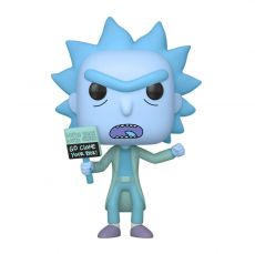 Rick and Morty POP! Animation vinylová Figure Hologram Rick Clone 9 cm