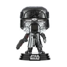 Star Wars POP! Movies vinylová Figure KOR Blaster (Chrome) 9 cm