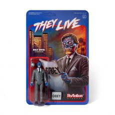 They Live ReAction Akční Figure Male Ghoul 10 cm