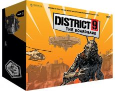 District 9 The Board Game Anglická Verze