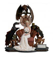 Game of Thrones Soška 1/4 Daenerys Targaryen - Mother of Dragons 60 cm