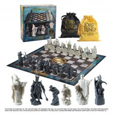 Lord of the Rings Šachy Set Battle for Middle Earth