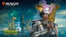 Magic the Gathering Theros par-del? la mort Planeswalker Decks Display (6) Francouzská